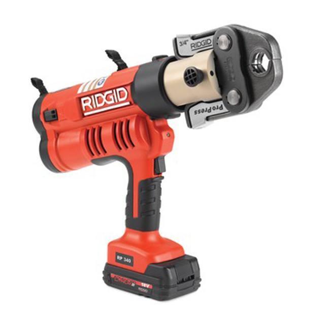 Ridgid 43353 RP 340 Press Tool