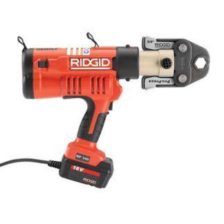 Ridgid 43368 RP 340 Press Tool