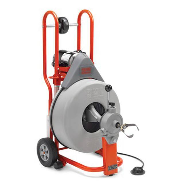 Ridgid 47047 K-750 Drum Machine