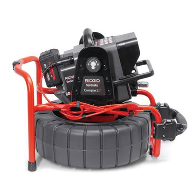 Ridgid 48113 SeeSnake Compact2 Camera System