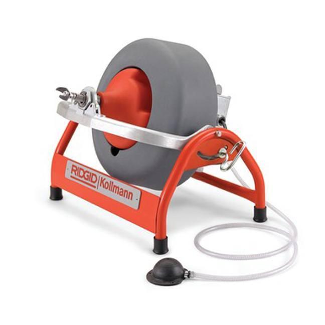 Ridgid 53117 K-3800 Drum Machine