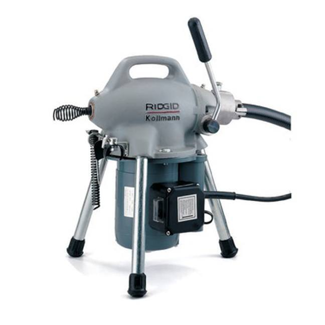Ridgid 58960 K-50 Sectional Machine