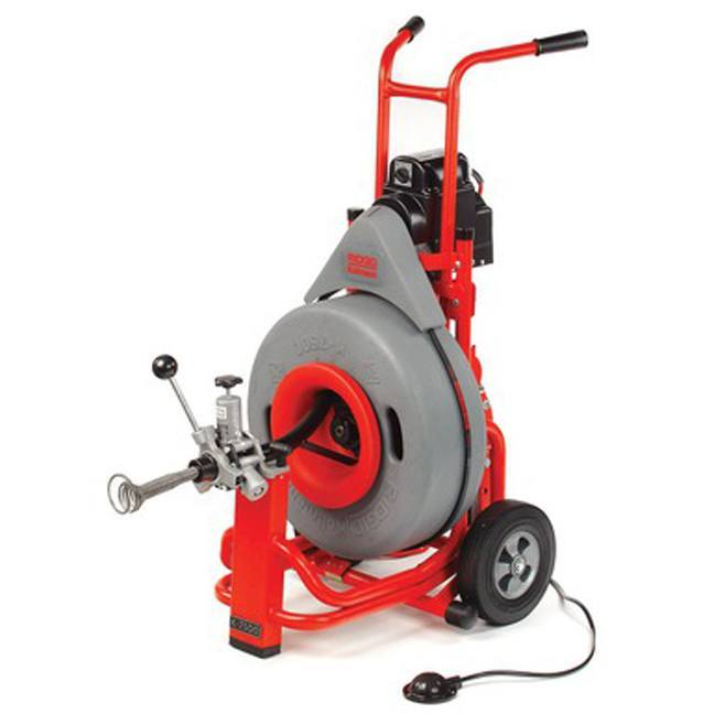 Ridgid 59562 K-7500 Drum Machine