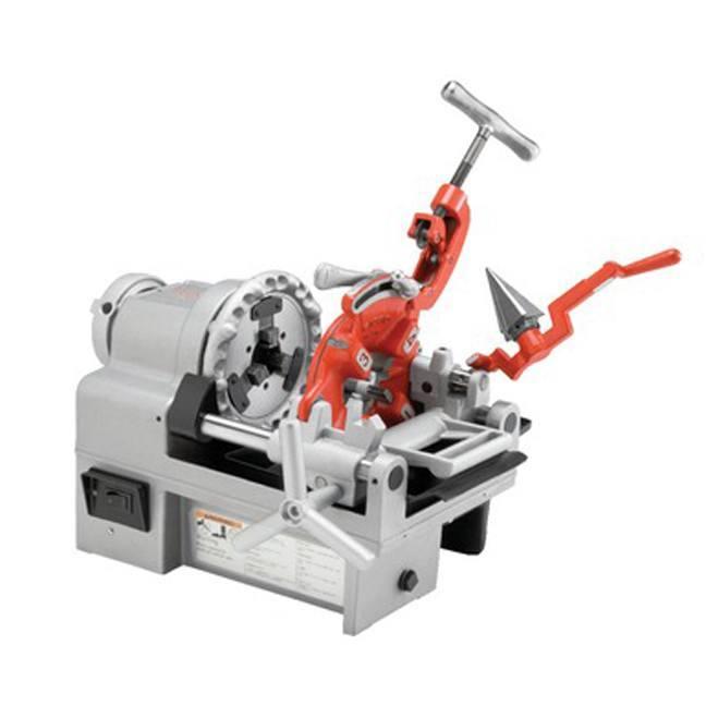 Ridgid 61142 Model 1215 Threading Machine