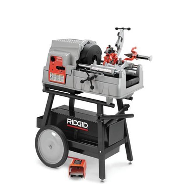 Ridgid 91142 Model 535A Automatic Threading Machine