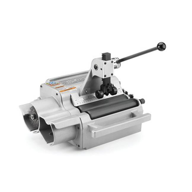 Ridgid 93492 122 Cutting and Prep Machine