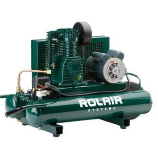 Rolair 6820K17 2HP Wheeled Electric Compressor