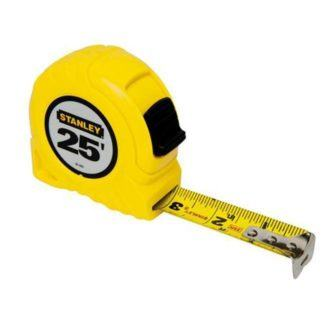 "Stanley 30-455 25'x1"" Tape Measure"
