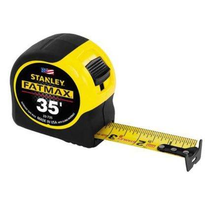 "Stanley 33-735 35'x1-1/4"" FatMax Tape Measure"