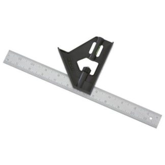 Stanley 46-012 Plastic Handle Combination Square