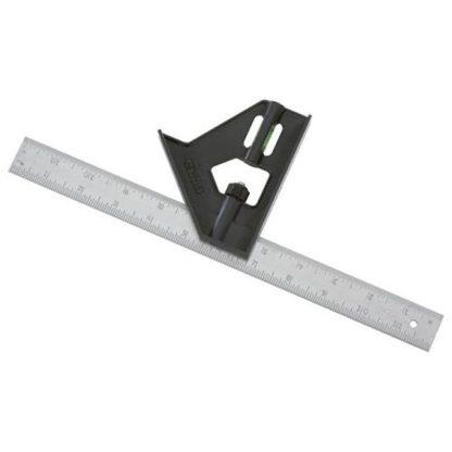 Stanley 46-012 Plastic Handle Combination Square