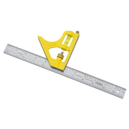 Stanley 46-028 English Metric Combination Square