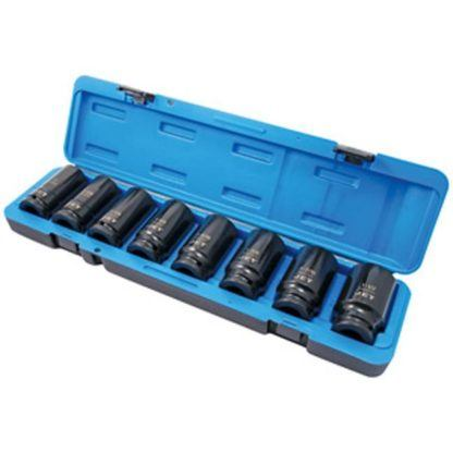 "Jet 610402 8 PC 3/4"" DR Deep SAE Impact Socket Set"