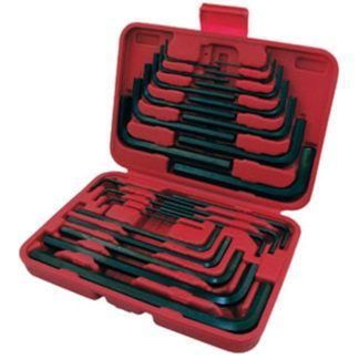 Jet 775165 25 PC Hex Key Set