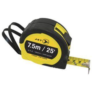 Jet 775929 25ft SAE & Metric Tape Measure