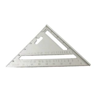 "Jet 776061 7"" x 10"" Triangle Rafter Square"