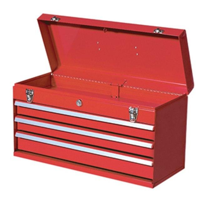 "Jet 842124 21"" 3 Drawer Steel Hand Tool Box"