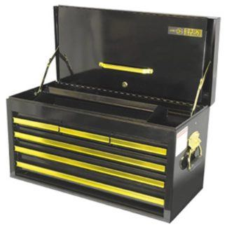 "Jet 842652 26"" x 12"" 6 Drawer B&G Series Mechanic's Chest"