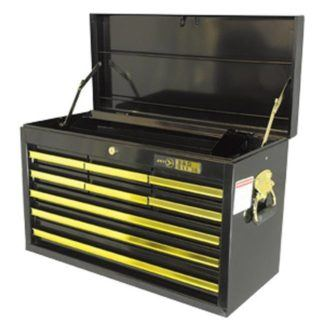 "Jet 842654 26"" x 12"" 9 Drawer B&G Series Mechanic's Chest"