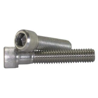 M5 - 0.80 Allen Head Socket Cap Screw Stainless Steel