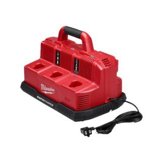 Milwaukee 48-59-1807 M18 & M12 Rapid Charge Station Back