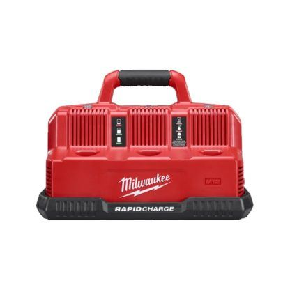 Milwaukee 48-59-1807 M18 & M12 Rapid Charge Station Front