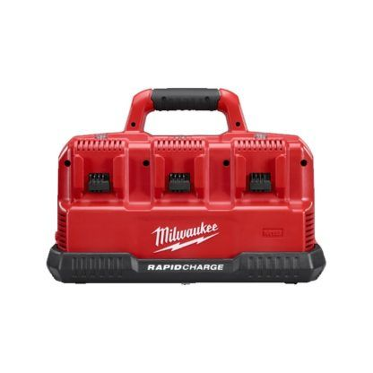 Milwaukee 48-59-1807 M18 & M12 Rapid Charge Station Side 2