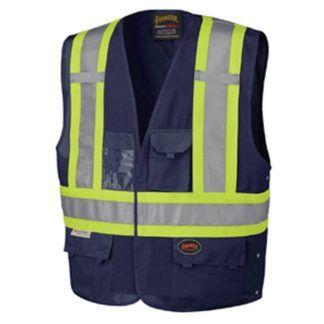 Pioneer 134N Hi-Viz Safety Vest