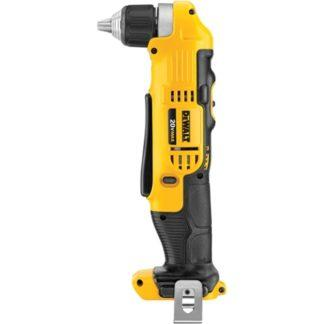 "DeWalt DCD740B 20V Max 3/8"" Right Angle Drill Driver"