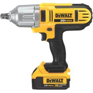 "DeWalt DCF889M2 20V Max 1/2"" Impact Wrench"