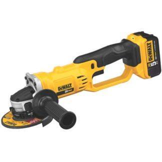 DeWalt DCG412P2 20V Max Grinder Tool Kit