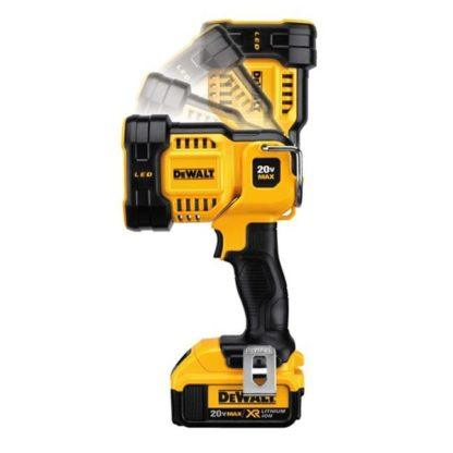 DeWalt DCL043 20V Max Jobsite LED Spotlight 2