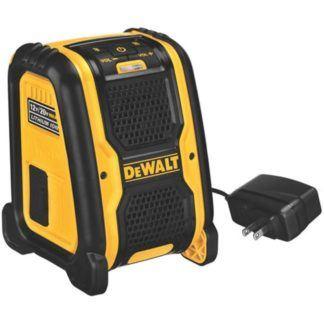 DeWalt DCR006 Jobsite Bluetooth Speaker