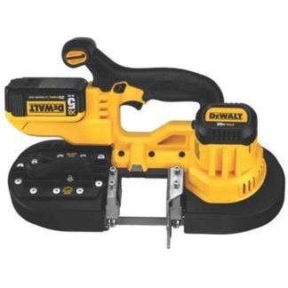 DeWalt DCS371P1 20V Max Band Saw Kit