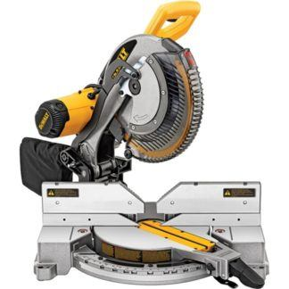 "DeWalt DW716 12"" Double-Bevel Compound Mitre Saw"