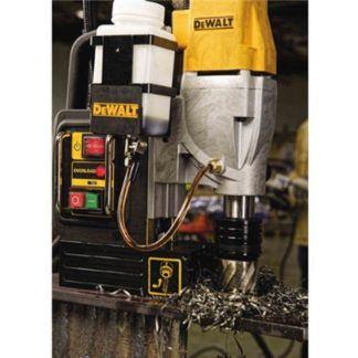 DeWalt DWE1622K 2-Speed Magnetic Drill Press In Use 2