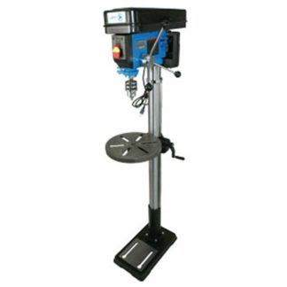 "Jet 200275 13-1/2"" 3/4 HP 12 Speed Floor Drill Press"