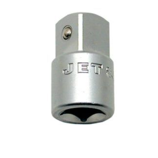 "Jet 671913 3/8"" Female x 1/4"" Male Adaptor"
