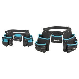 Makita T-02565 3 Pouch & Junior Tool Belt Set
