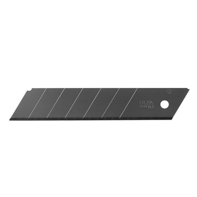 Olfa HB-20B 25mm Silver Snap-off Blade-20-pack