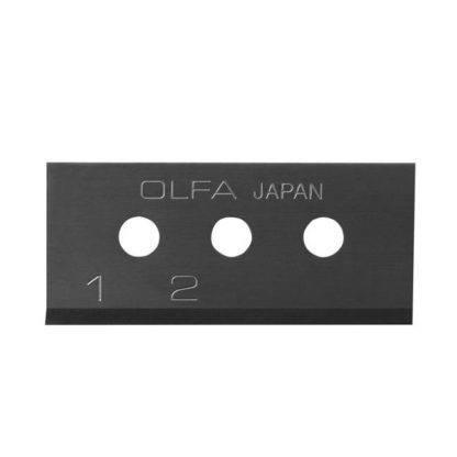 Olfa SKB-10/10B Utillity Blades for SK-10-10-Pack