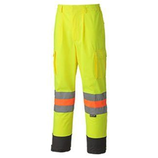 Pioneer 6009 Hi-Viz Traffic Control Safety Pant