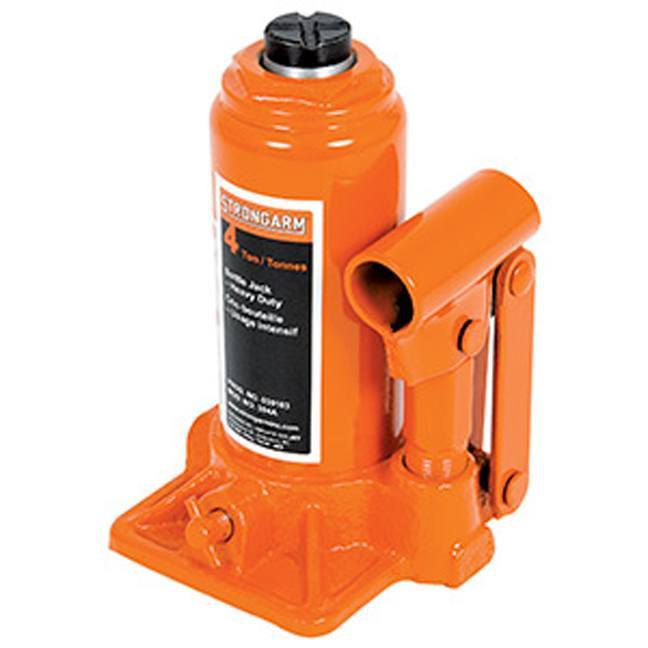 Strongarm 030103 4 Ton Bottle Jack - Heavy Duty