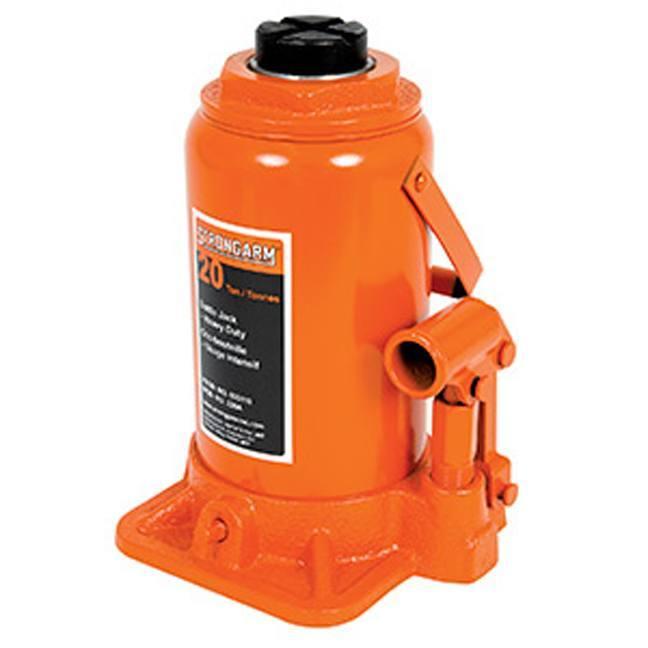 Strongarm 030110 20 Ton Bottle Jack - Heavy Duty