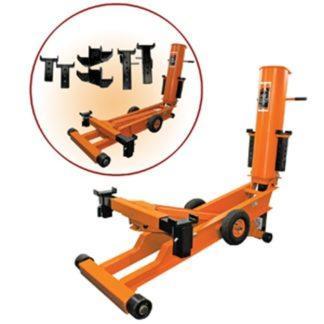 Strongarm 030454 5-1/2 Ton Long Reach Air Lift Jack