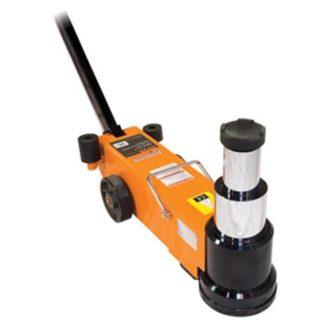 Strongarm 030475 2 Stage 50/25 Ton Air Hydraulic Truck Jack