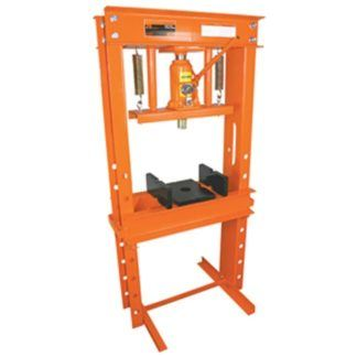 Strongarm 032166 20 Ton Shop Press - Heavy Duty