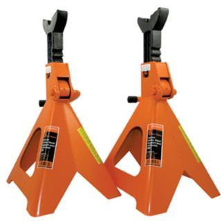 Strongarm 032243 6 Ton Jack Stands - Ratcheting Style