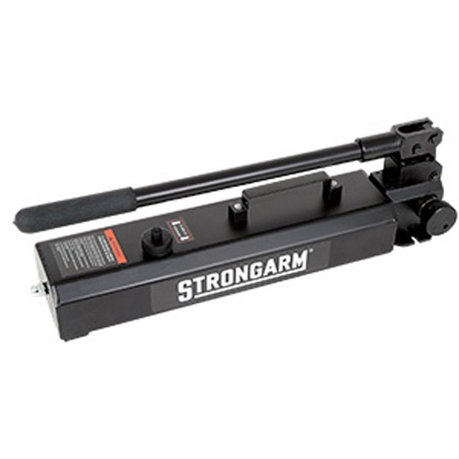 Strongarm 033102 10,000 PSI Single Acting Hand Pump