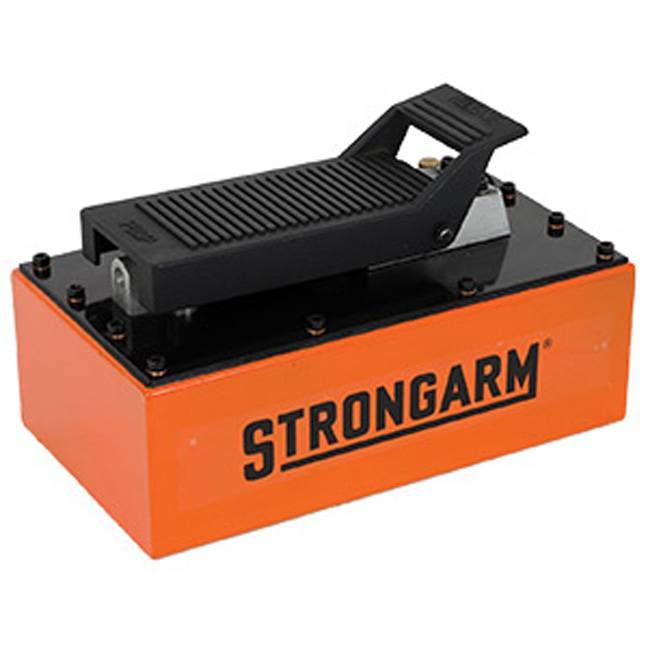 Strongarm 033126 10 000 Psi Air Hydraulic Foot Pump